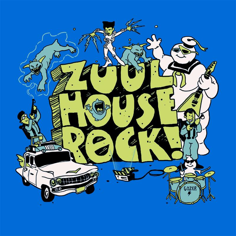 Curious Rebel: Zuul House Rock