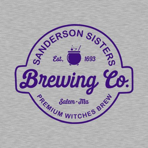 Five Finger Tees: Sanderson Sisters Brewing Co. T-Shirt