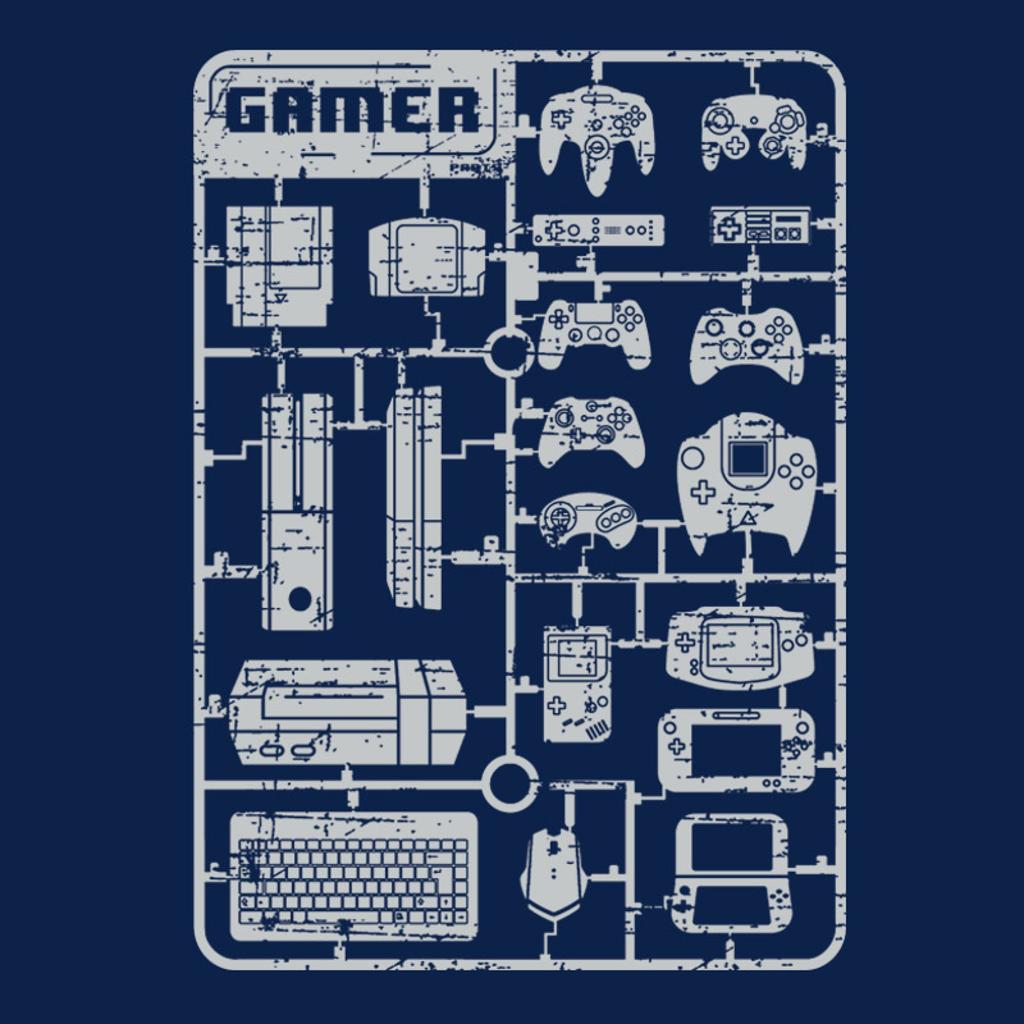 Pampling: Gamer Parts
