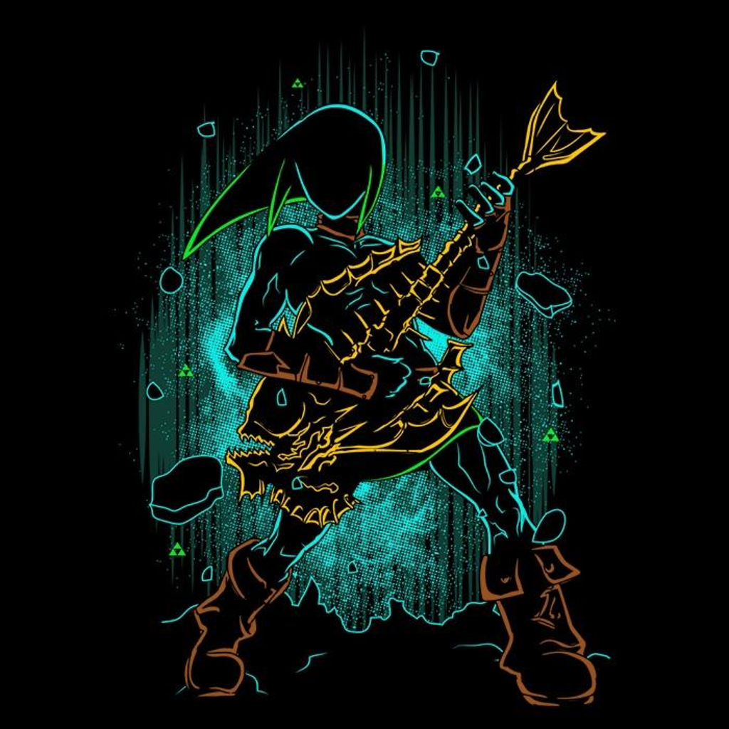 Once Upon a Tee: Shadow of the Zora