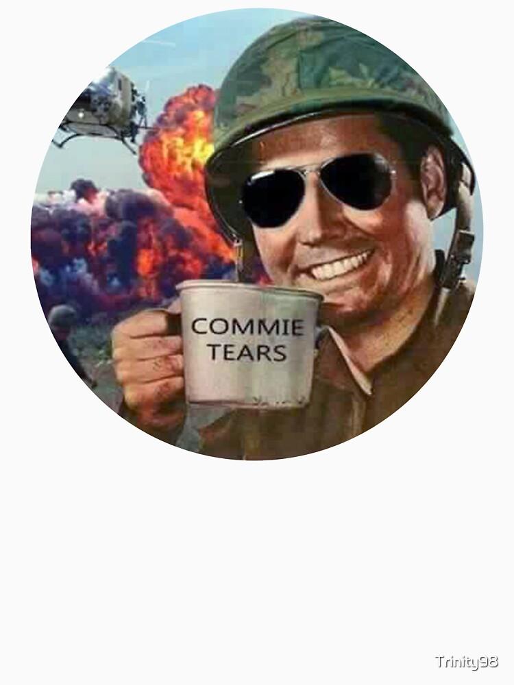 RedBubble: Commie Tears