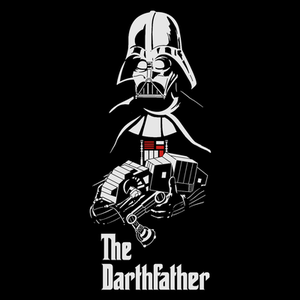 Pop-Up Tee: Darthfather