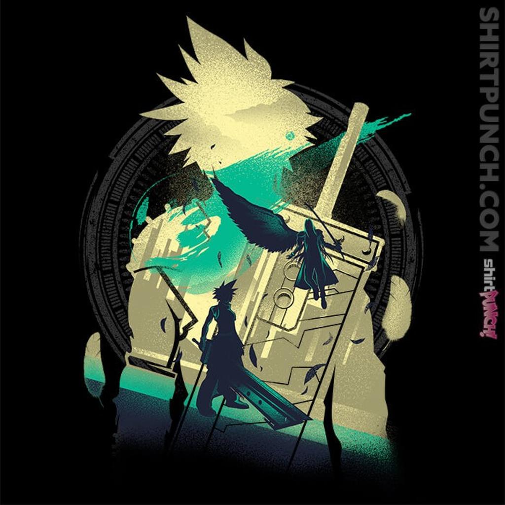 ShirtPunch: EX-Soldier Of VII