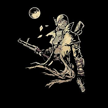 BustedTees: The Courier