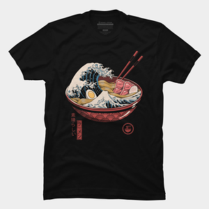 Design by Humans: Great Ramen Wave