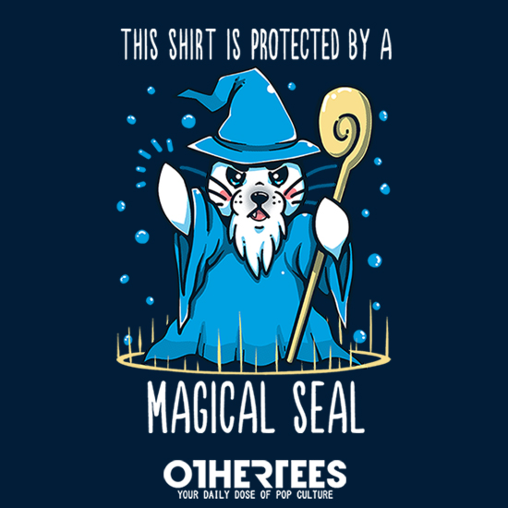OtherTees: Magical Seal