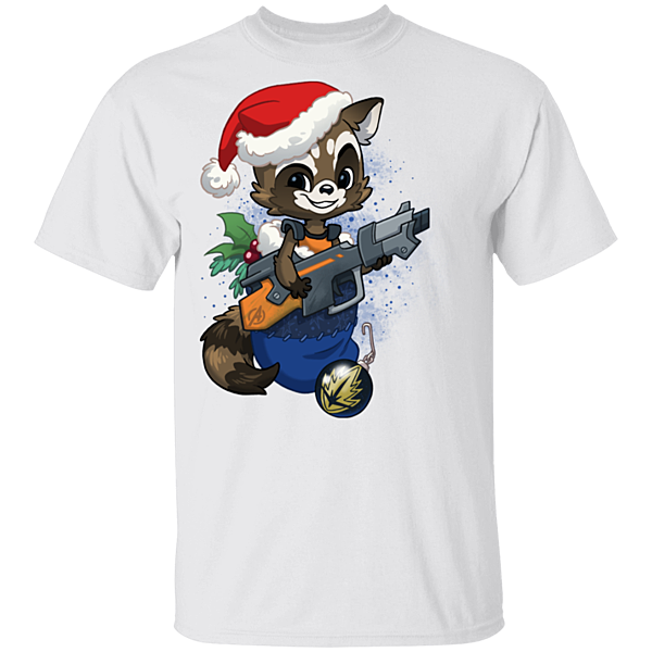 Pop-Up Tee: Stocking Stuffer Rocket