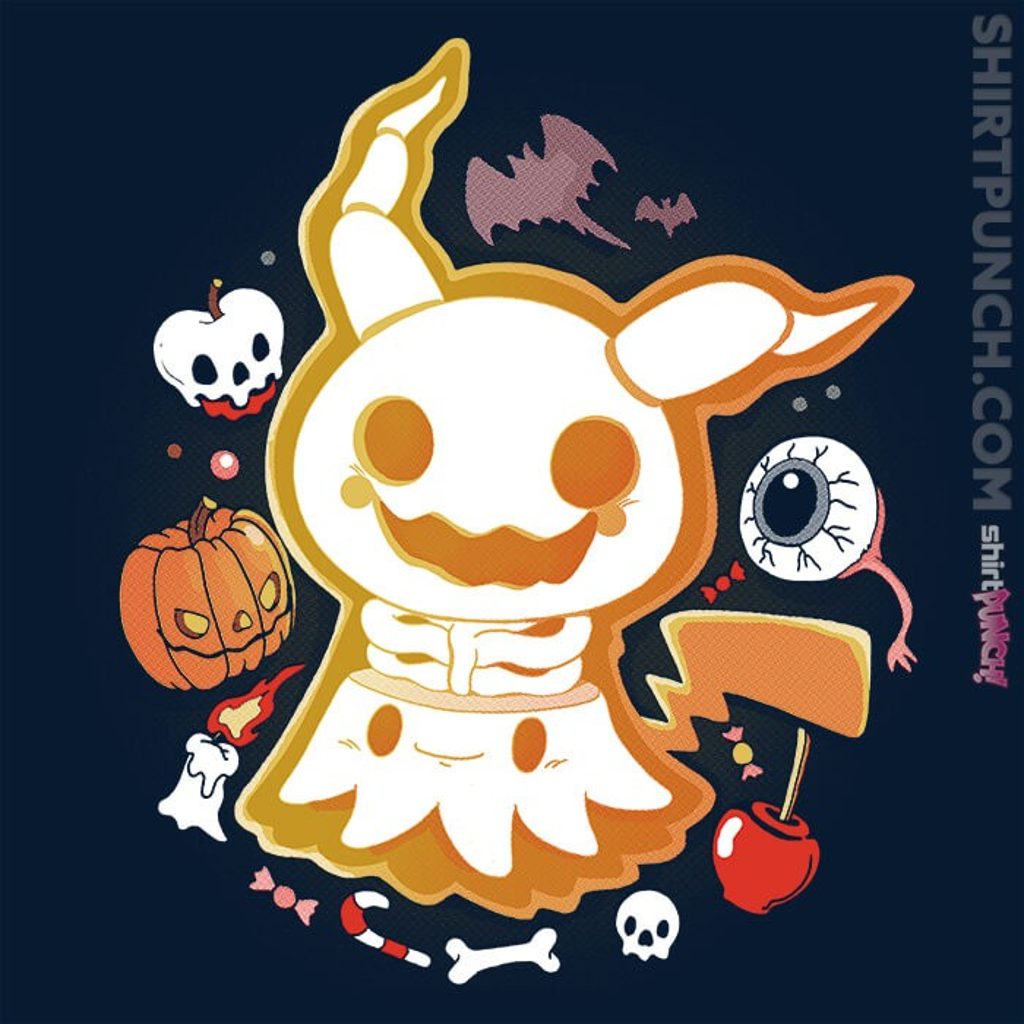 ShirtPunch: Skeleton Poke
