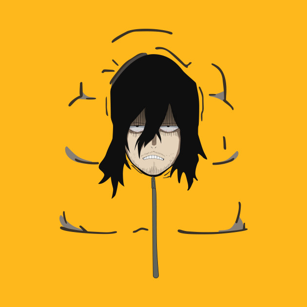 TeePublic: Shota Aizawa Sleeping Bag