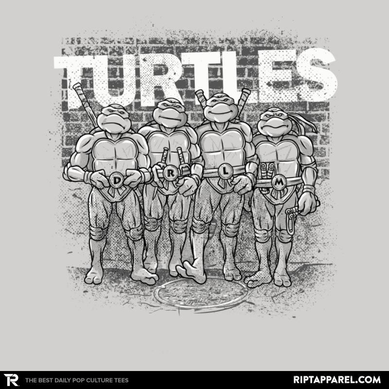 Ript: TURTLES