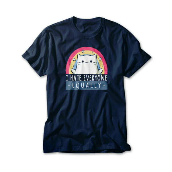 OtherTees: Equally Hate