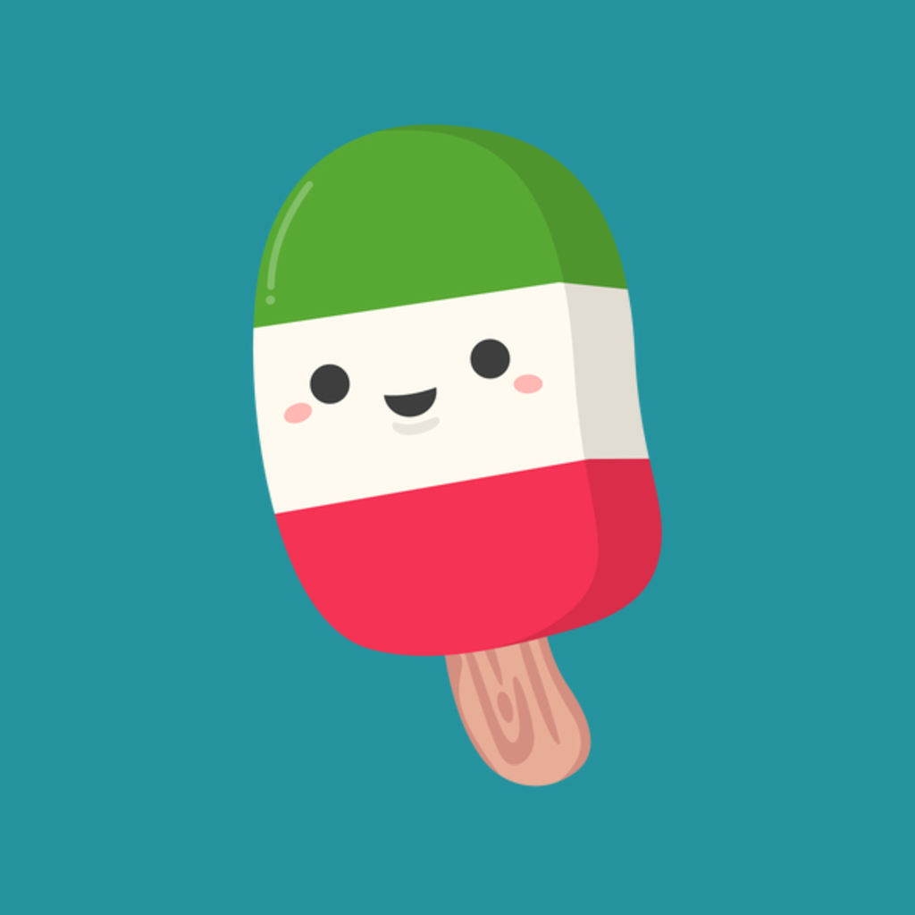 NeatoShop: Refreshingly Cute Summer Popsicle Ice Cream