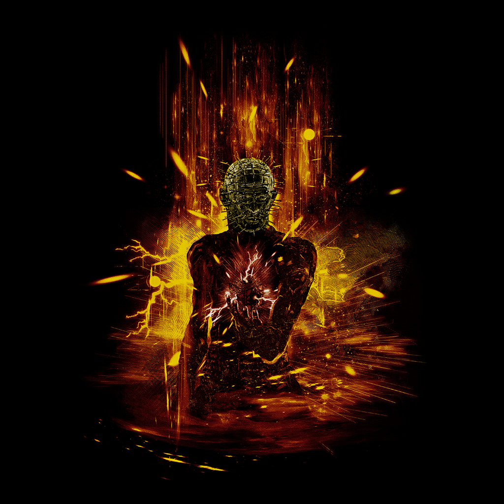 Pop-Up Tee: Pinhead Storm
