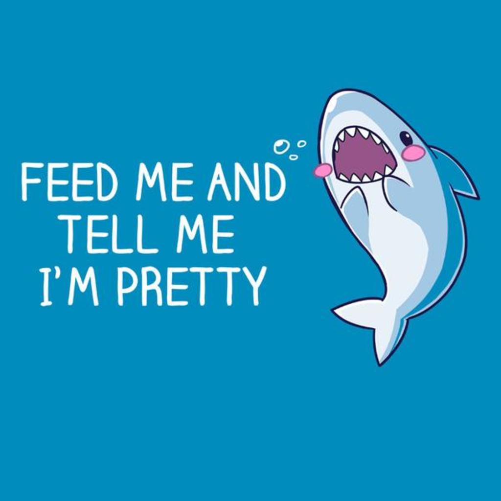 TeeTurtle: Feed Me