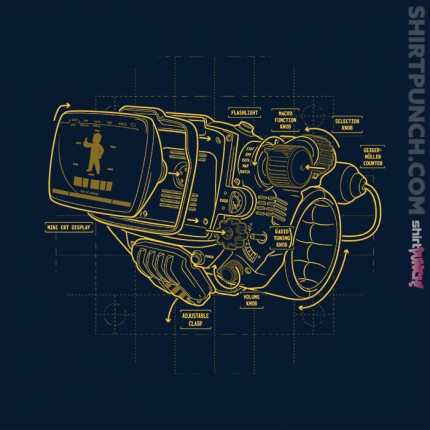 ShirtPunch: Blueprint Mark IV