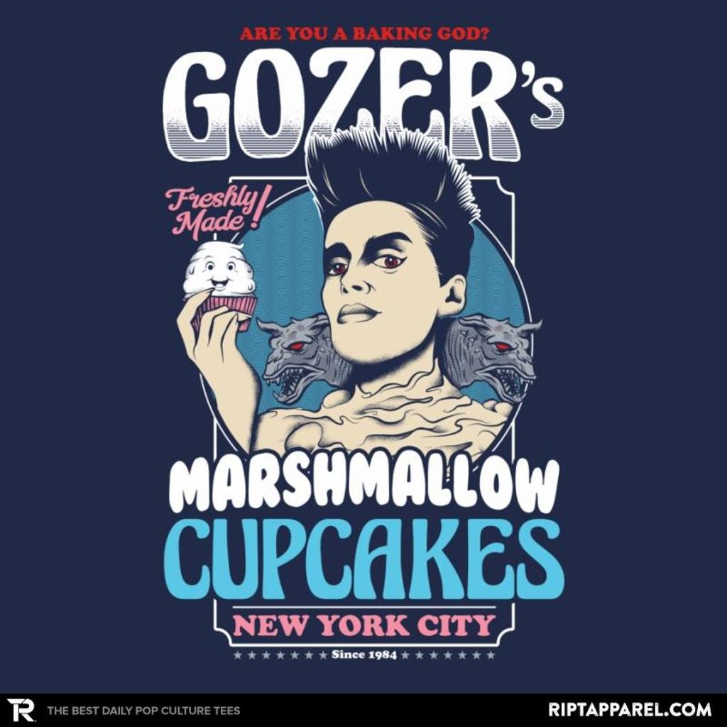 Ript: Gozer's Cupcakes