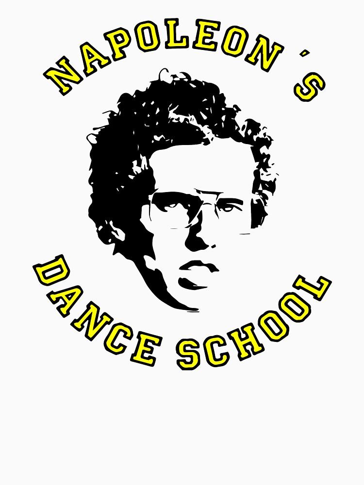 RedBubble: Napoleon's Dance School, Artwork, Tshirts, Posters, Prints, For Men, Women, Kids, Youth