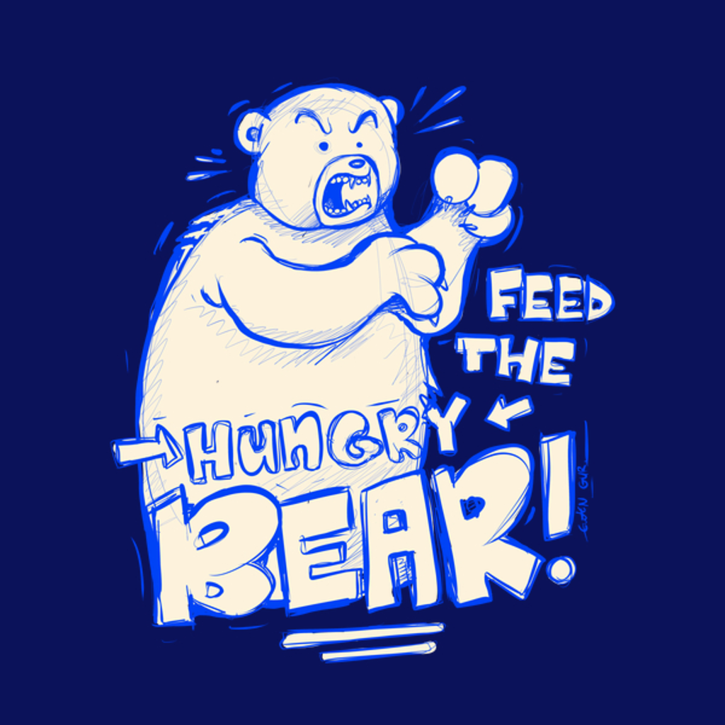 NeatoShop: Feed the hungry Bear