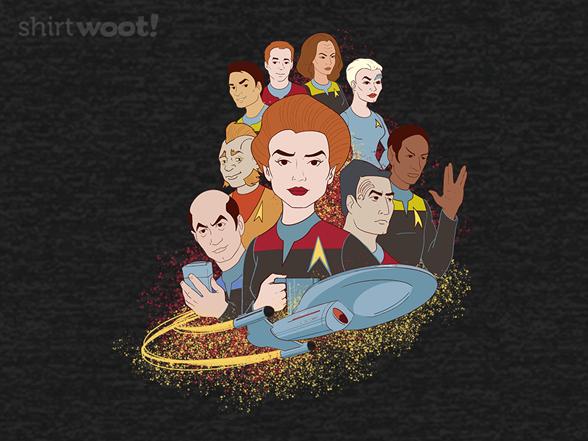 Woot!: VOY TAS - Voyaging Through the 2370s