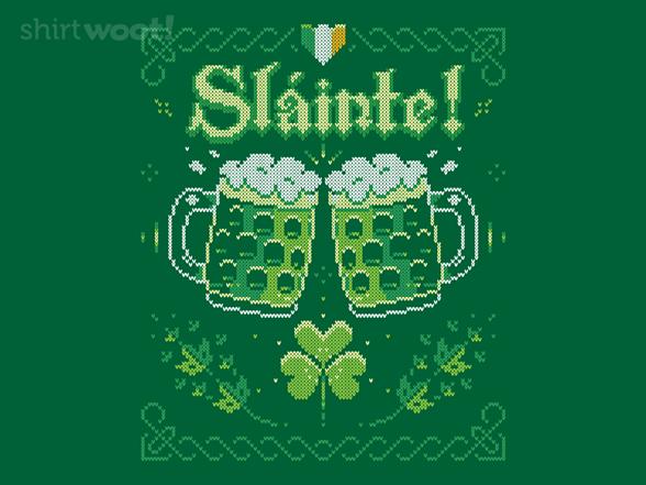 Woot!: St Patty's Sweater