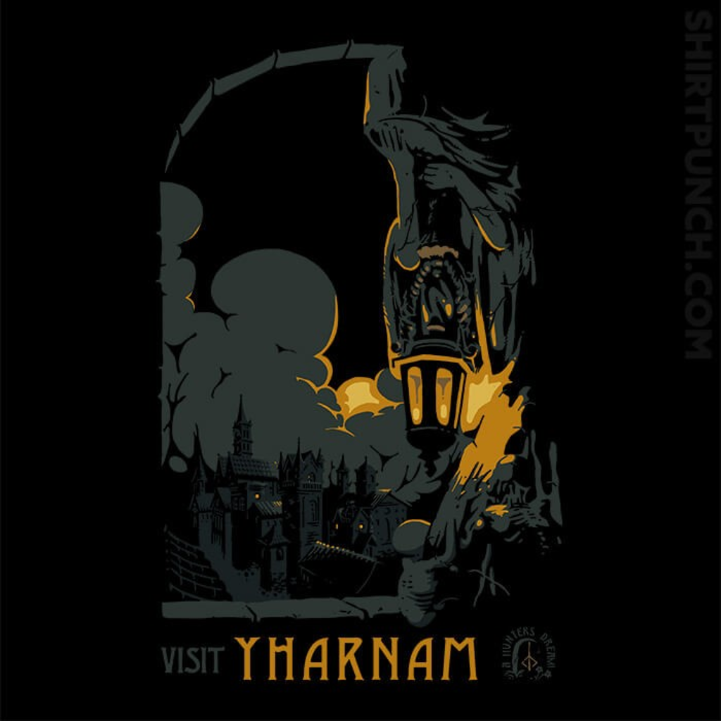 ShirtPunch: VIsit Yharnam