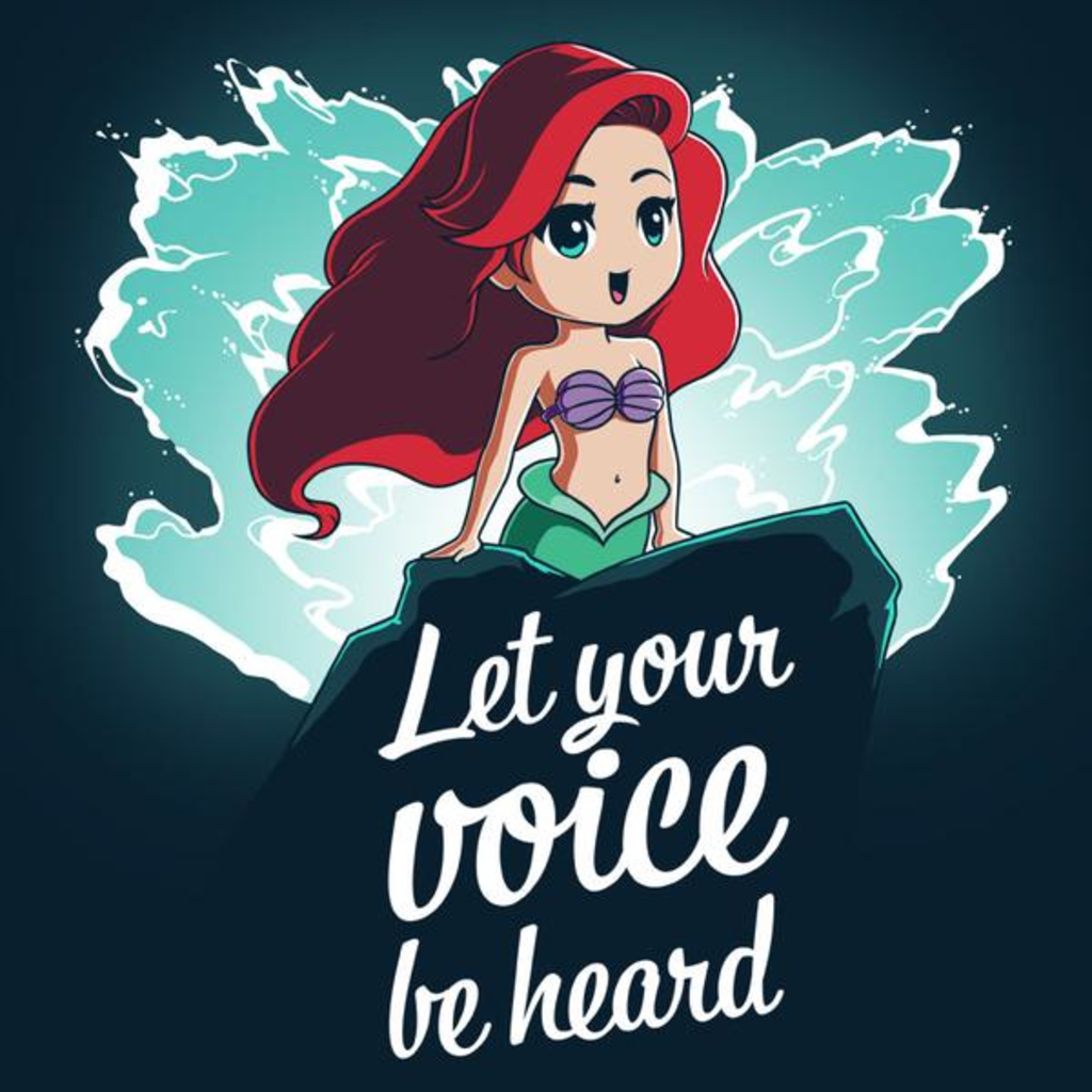 TeeTurtle: Let Your Voice Be...