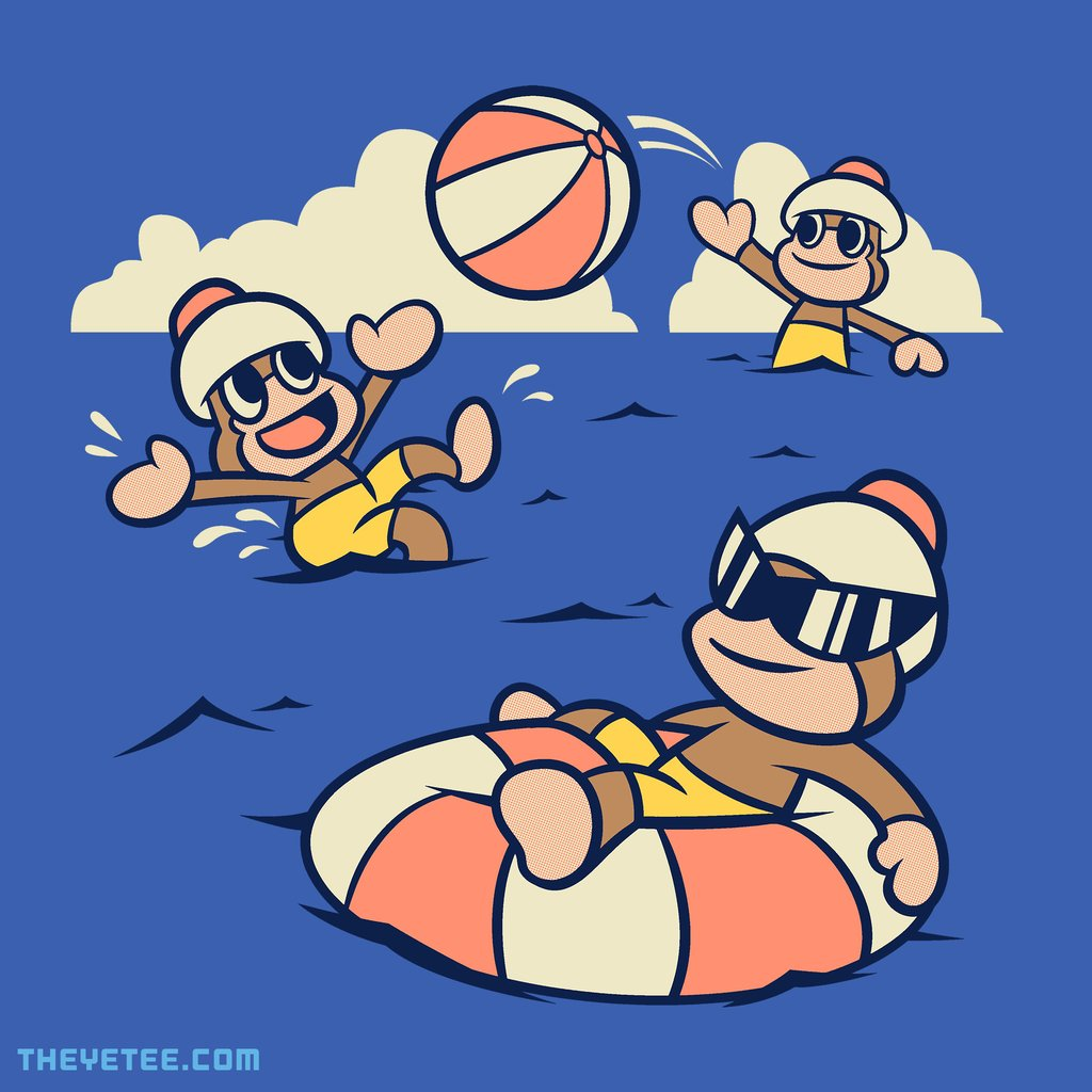 The Yetee: Monkeying Around