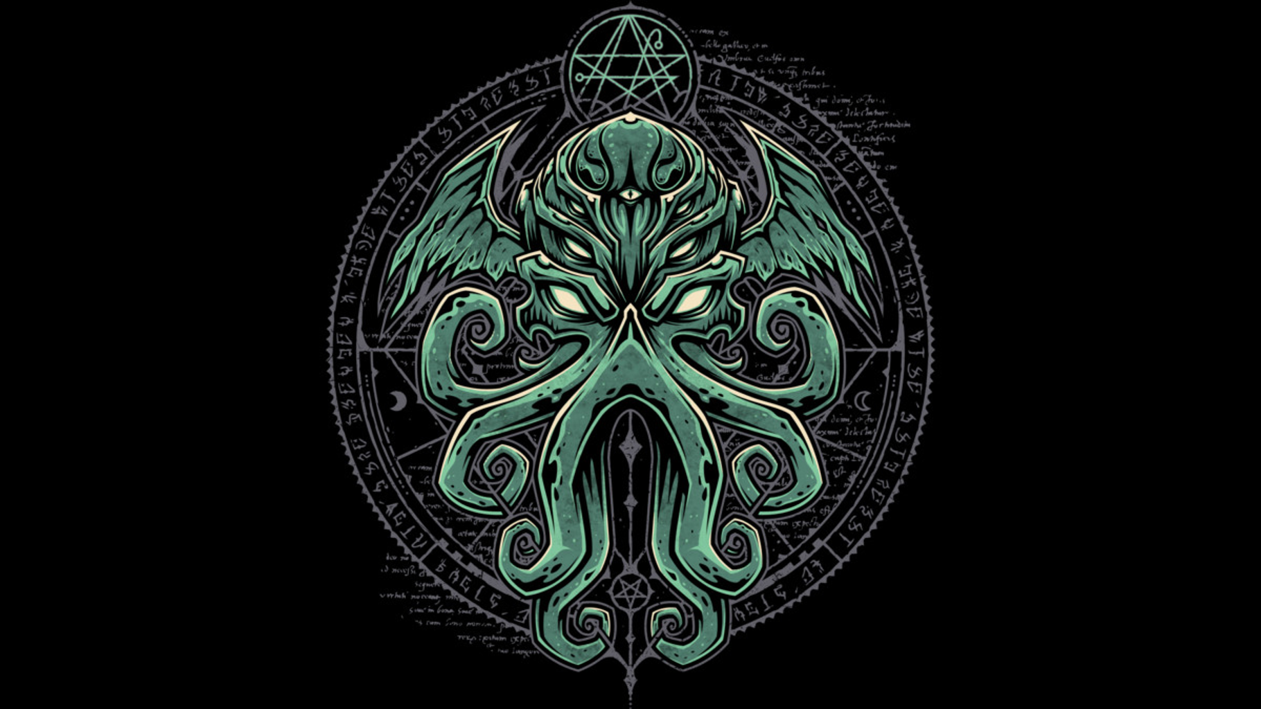 Design by Humans: Great Cthulhu