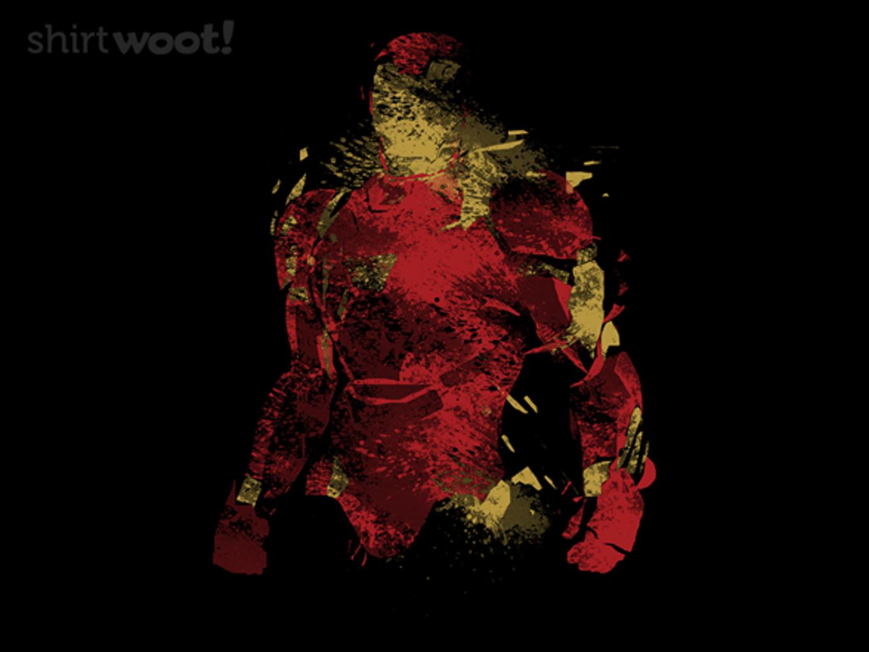 Woot!: Iron Warrior