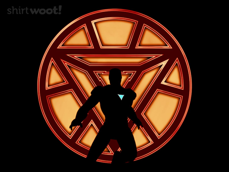 Woot!: Iron Heart