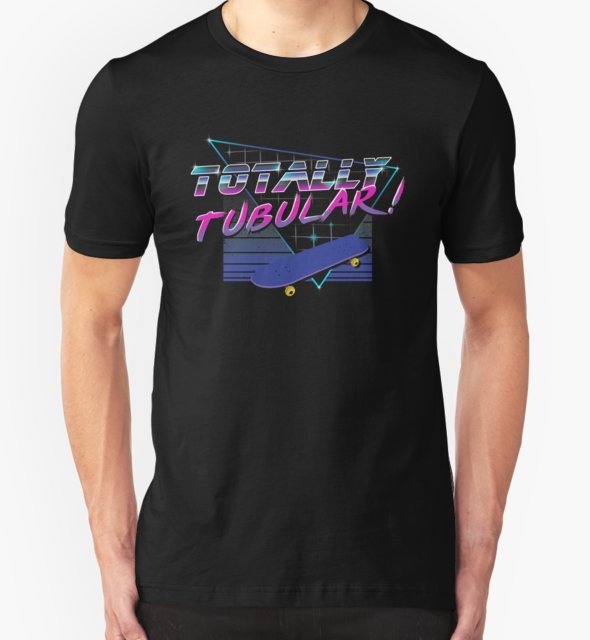 RedBubble: Totally Tubular