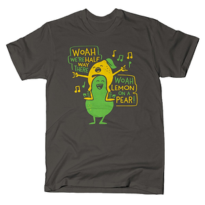 SnorgTees: Lemon On A Pear