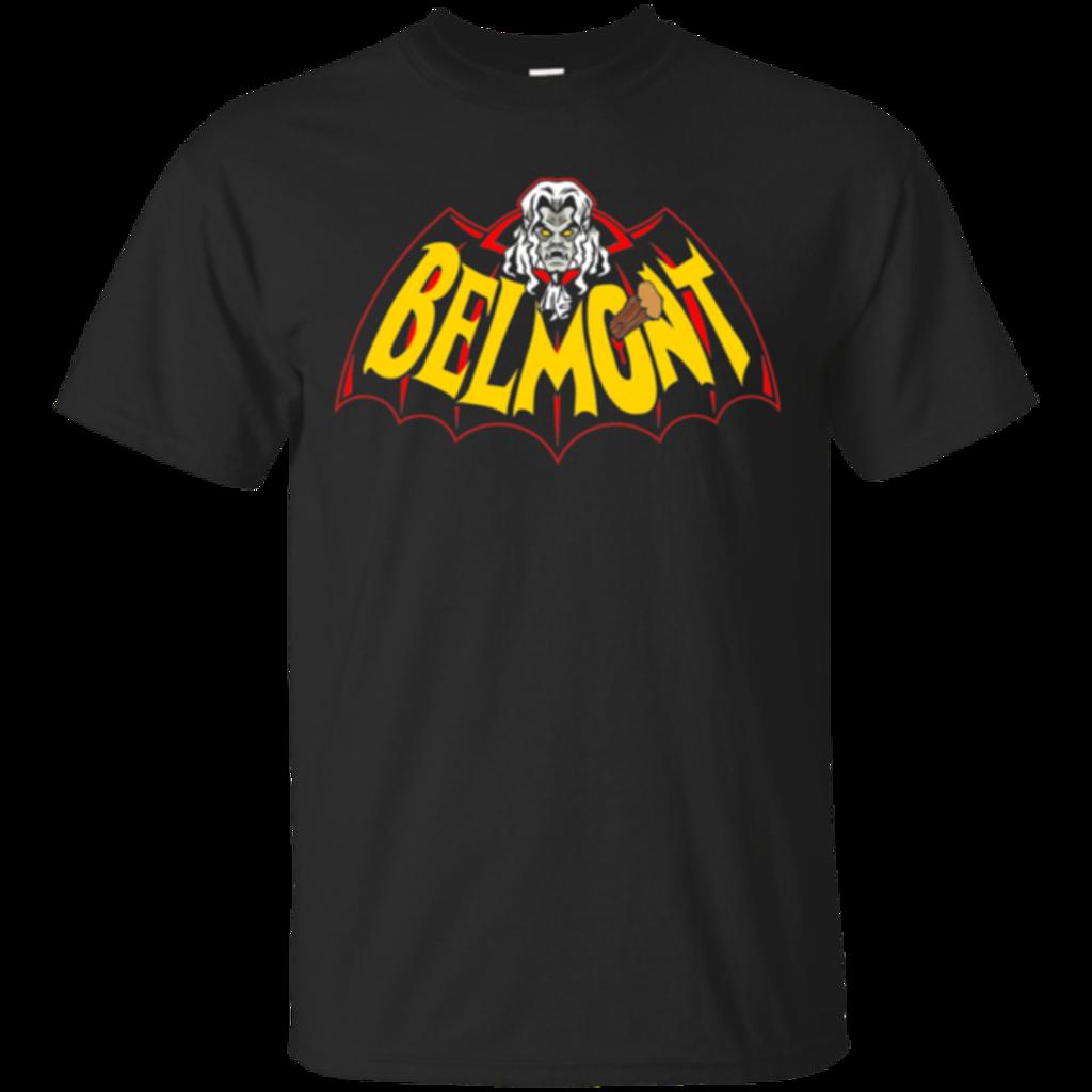 Pop-Up Tee: Belmont