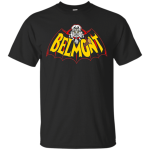 Pop-Up Tee: Belmont