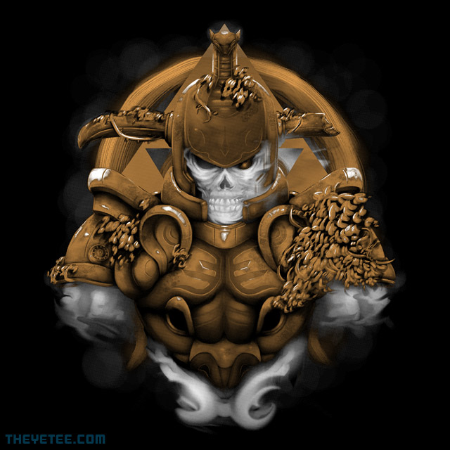 The Yetee: Courage Never Fades