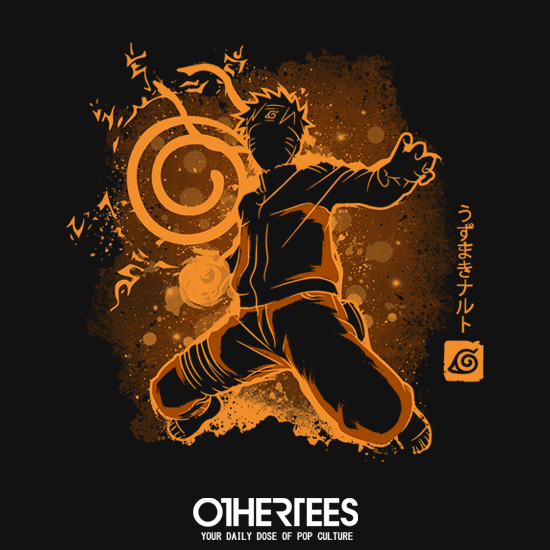 OtherTees: The Jinchuriki