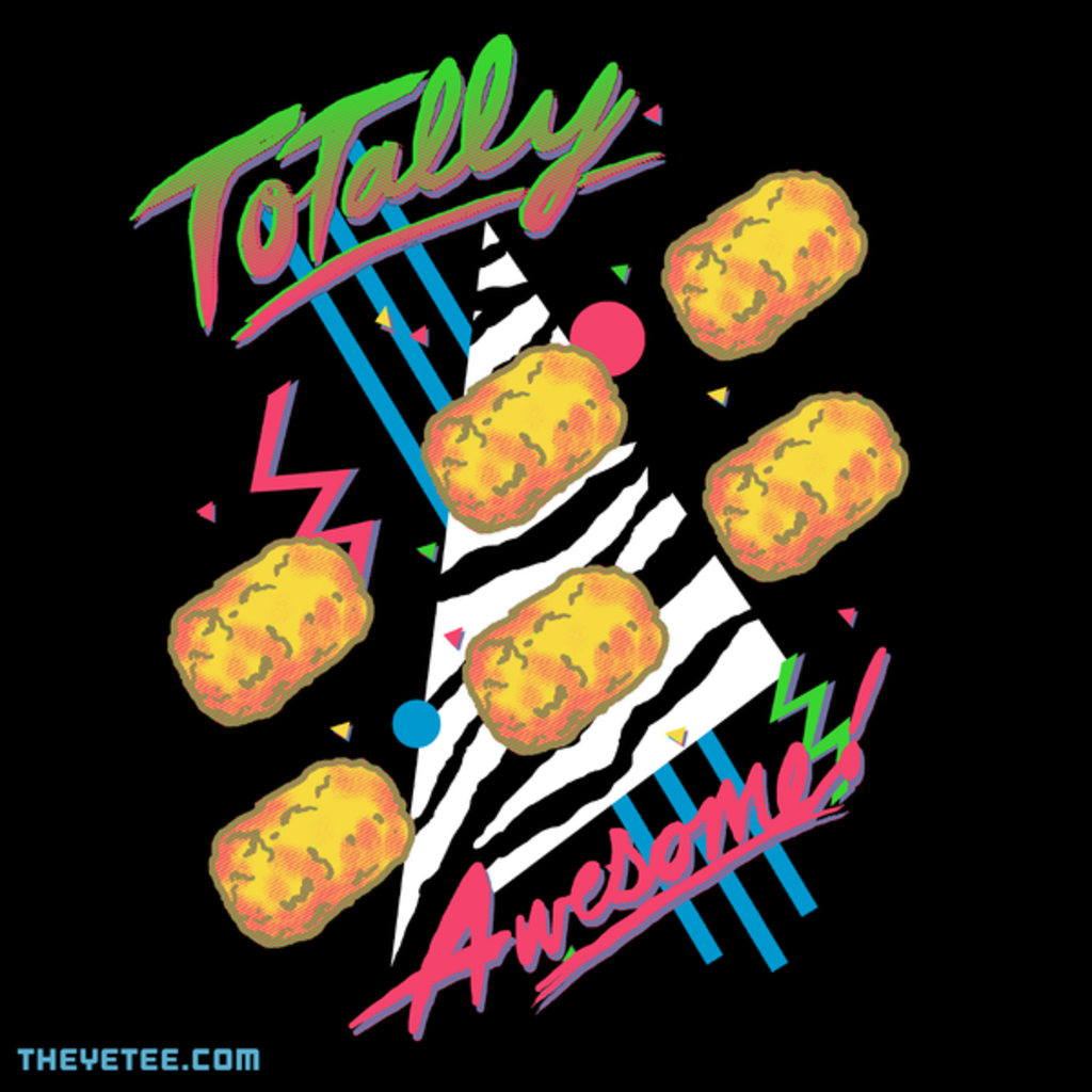 The Yetee: TOTally Awesome