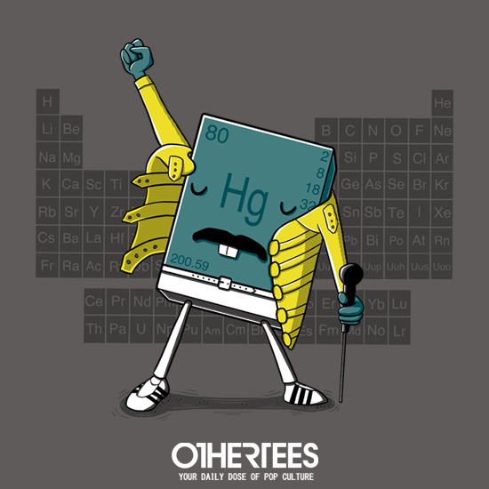 OtherTees: Mercury