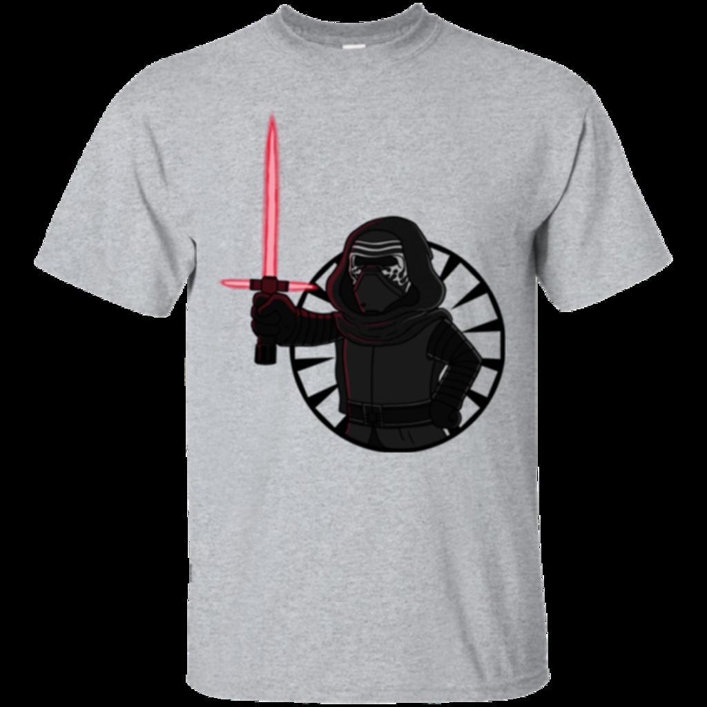 Pop-Up Tee: Vader Boy