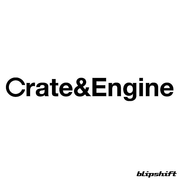 blipshift: Crate & Engine White