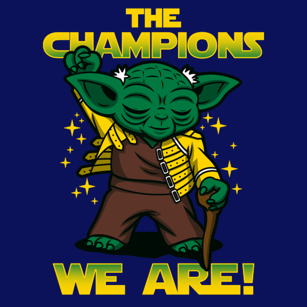 NeatoShop: The champions we are!