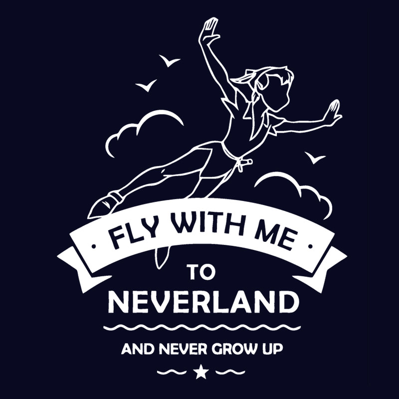 Pampling: Fly with me to Neverland