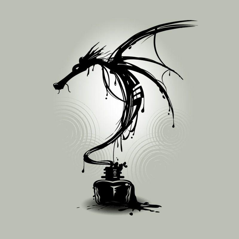 Pampling: Ink Dragon