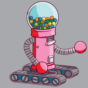 Awkward Designs: Mr. Gumball