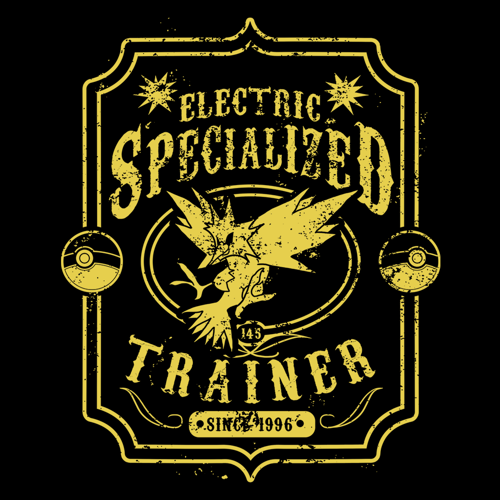 Pop-Up Tee: Electric Specialized