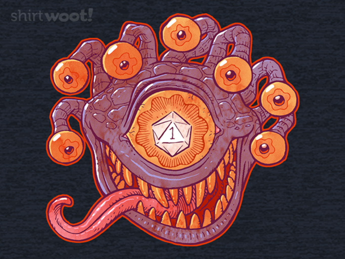 Woot!: Eye of the Beholder