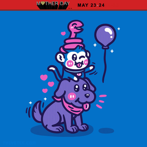 The Yetee: Animal Friends