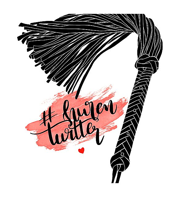 RedBubble: Whore Twitter Flogger