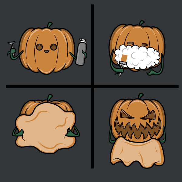 NeatoShop: Pumpkin Shave!