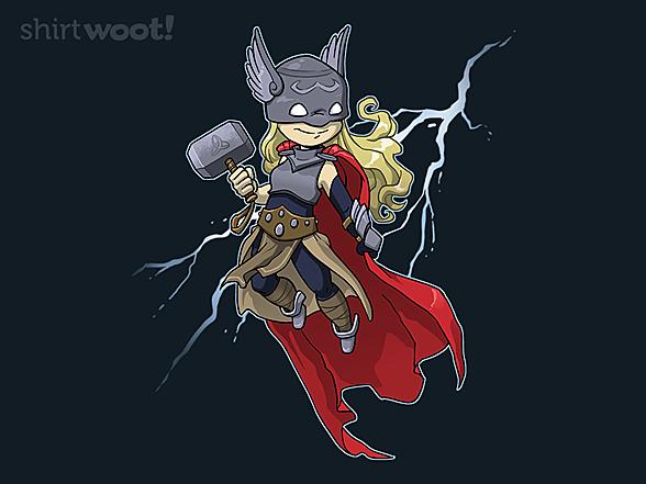 Woot!: Team Lady